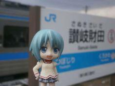 JR土讃線 讃岐財田駅