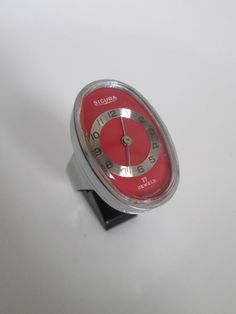 VINTAGE , SPACE AGE, SECURA RING WATCH ,ANELLO OROLOGIO , NOS ,CARICA MANUALE