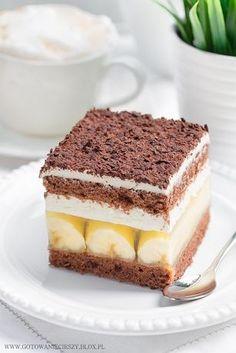 Polish Desserts, Desserts To Make, Polish Recipes, Cookie Desserts, Cheesecake Recipes, Dessert Recipes, Russian Cakes, Classic Cake, Sweet Pastries