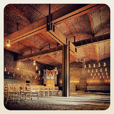 Sigurd Lewerentz - SANT PETRI CHURCH
