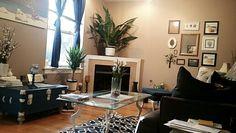 Living room / plants decor