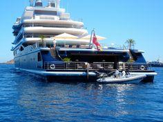 Motor Yacht LUNA in Porto Cervo, Sardinia