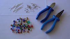 How to create pearl earrings Pearl Earrings, Pearls, Create, How To Make, Blog, Handmade, Bead Earrings, Beads, Blogging