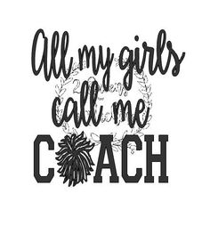 A personal favorite from my Etsy shop https://www.etsy.com/listing/515451489/cheerleader-cheer-girls-cheer-coach