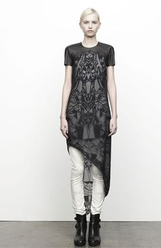 Pre-Fall 2012/2013 by Helmut Lang