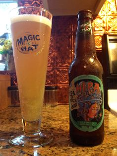 Hi.P.A by Magic Hat Brewing Company; Burlington, VT.