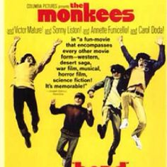 The Monkees  Here we come!!!