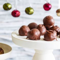 Chocolate Chip Cookie Dough Balls By Trisha Yearwood