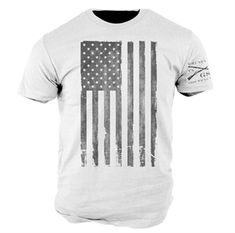 Show details for Grunt Style - America White T-Shirt