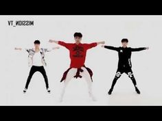 Astro Rocky choreo Usher - Moving Mountains (Phatt remix) mirrored - YouTube