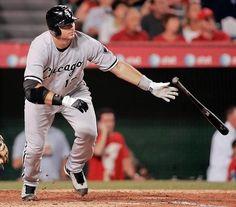 Chicago White Sox's A.J. Pierzynski