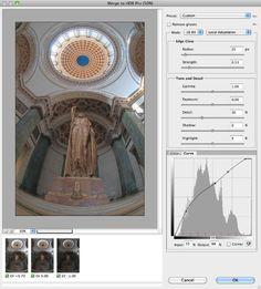 HDR in Adobe Photoshop CS5