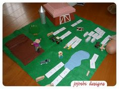 jojoebi designs: The Montessori Grammar Farm....