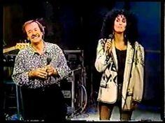 Sonny and Cher - I Got You Babe (Letterman Show - Nov 14, 1987) (+playlist)