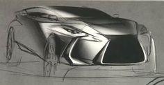 「lexus lf sa sketch」の画像検索結果