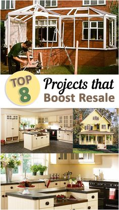 Top 8 Projects that Boost Resale
