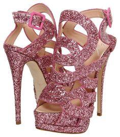Pink Bling Heels | Tsaa Heel