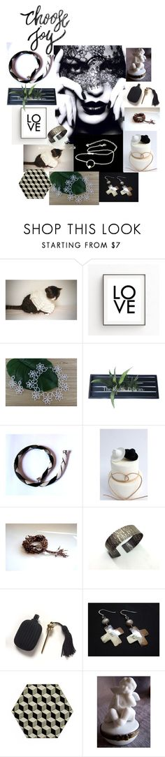 19 May by bizarrejewelry on Polyvore featuring rustic