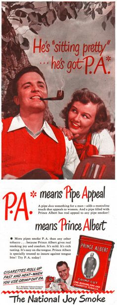 Sodomites with Unpleasant Accents Funny Vintage Ads, Vintage Humor, Vintage Advertisements, Vintage Stuff, Prince Albert, Pulp Fiction, Vintage Photos, Party Time, The Past