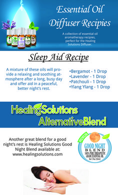 A good night sleep is essential to a great day! :D What is your favorite essential oil to help you sleep?