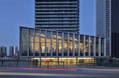 *도시 소통의 중심, 토론토 공립도서관-[ KPMB Architects ] Fort York Branch Library :: 5osA: [오사]