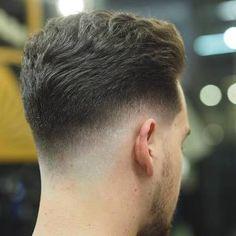 Resultado de imagem para cortes de cabelo masculino parte de trás do cabelo