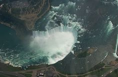 Canadian side of Niagara Falls - I want to go back!