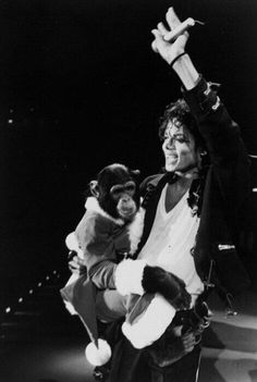 michael and bubbles