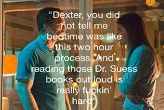 One of my fave Debra Morgan Quotes from Dexter