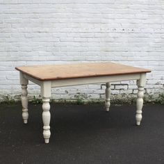 Nice Wooden Table For Sale