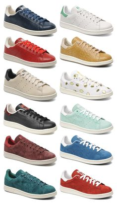 buy popular c80bf 8dbb4 The Best Men s Shoes And Footwear   Adidas Stan Smith – Cool Sneakers -  Men