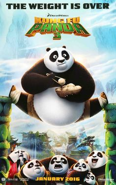 kung fu panda 3 2016 - Kung Fu Panda Halloween