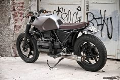 Moto Sumisura Custom BMW K75 Motorcycle ‹ Freshers | Online Magazine • We bring you fresh news about design, art, style, tech and architecture