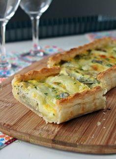 Torta salata ai carciofi alla ligure ricetta salata quiche uova formaggio mozzarella bambini secondo antipasto stuzzichino Statusmamma blogGz Giallozafferano