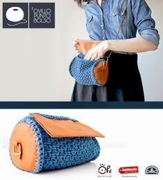 El blog de Dmc: 3 bolsos hechos con Natura XL Just Cotton