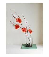 Resultado de imagem para flores de papel crepom