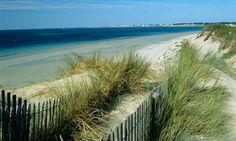 Noirmoutier Island off France's Vendée coast