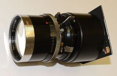Linhof Selected Carl Zeiss Sonnar 250 5 6 Lens for Master Technika 4x5 Camera   eBay