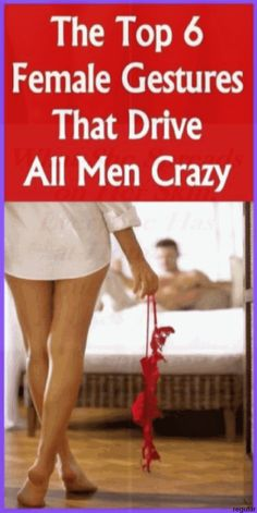 The Top 6 Female Gestures That Drive All Men Crazy!! Pinterest Home Page, Not Drinking Enough Water, Medicine Book, Crazy Man, Cool Technology, Technology Gadgets, What Happens When You, Pink Love, Alternative Medicine