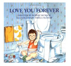 """Written by Robert Munsch and illustrated by Sheila McGraw with paper engineering by Bruce Foster, the """"Love You Forever"""" Pop-Up Book recreates the best-selling book with elements and moving features. It's an adorable, engaging book for young readers. Power Rangers, Love You Forever Book, Forever Song, Forever Red, Disney Junior, Kids Library, Future Library, Library Card, Back In The 90s"""