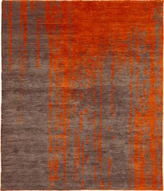 Hoffmani II Hand Knotted Tibetan Rug from the Tibetan Rugs 1 collection at Modern Area Rugs