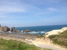 Playa de Arnía #escapadas