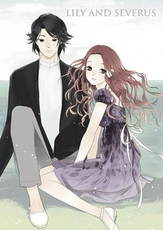 Snape and Lily