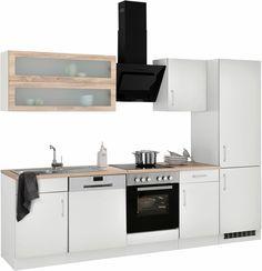 Held Möbel Küchenzeile ohne E-Geräte »Utah«, Breite 320 cm Jetzt ...