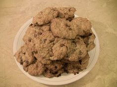 ▶ How to make Oatmeal Chocolate Chip Cookies! - YouTube