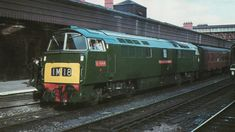 Electric Locomotive, Diesel Locomotive, Train Pictures, British Rail, Great Western, Train Engines, Thomas The Tank, Westerns, The Past