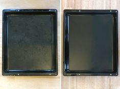 Das Backblech zu reinigen muss nicht viel Arbeit bedeuten! Verkrustete Essensreste und Fettflecken lassen sich mit diesenTricks einfach entfernen.