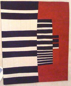 comb quilt - Judy Kirpich