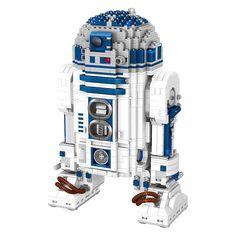 R2-D2 Star Wars Blocs Lego 2137 pièces