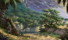 World of Warcraft: Cataclysm Art & Pictures,  Environment 2